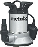 Metabo TPF6600SN - Bomba sumergible para agua limpia Comparativa bombas sumergibles aguas limpias