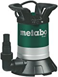 Metabo TP6600S - Bomba sumergible para agua limpia Comparativa bombas sumergibles aguas limpias