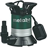Metabo TP8000S - Bomba sumergible para agua limpia Comparativa bombas sumergibles aguas limpias